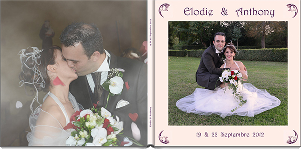 mariage elodie anthony